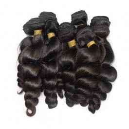 DHL Shipping Wholesale virgin hair Loose Curl 10pcs/lot