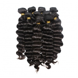 DHL Shipping Wholesale virgin hair Loose Wave 10pcs/lot