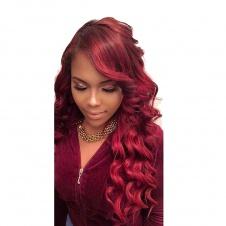 Elesis Virgin Hair Virgin grade Loose Wave Weave Virgin Hair 3 Bundles 300g