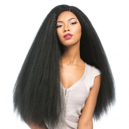 Elesis Virgin hair New Product Kinky Straight unprocessed full bundles 3pcs
