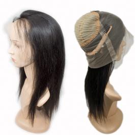 Elesis Virgin Hair Customize Transparent lace 360 wig