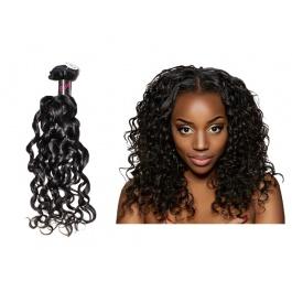 Virgin grade Elesis Virgin Hair Product Virgin grade 1 piece Water wave Human Virgin Hair Extensions