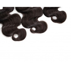 Hot Selling Virgin Hair Top Grade Human Hair Body Wave 3 Bundles 300g