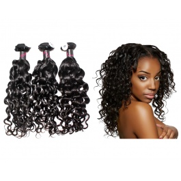 Elesis Virgin Hair New Product Virgin grade Water Wave Hair 3pcs/lot 300g