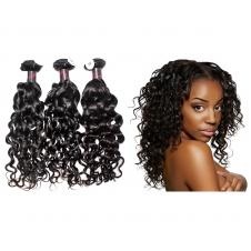 Elesis Virgin Hair New Product Virgin grade Water Wave Hair 3pcs/lot 300g
