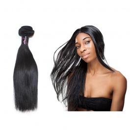Virgin grade Elesis Virgin Hair Product 1 piece Straight Human Virgin Hair Extensions