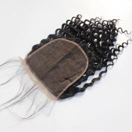 Elesis Remy Hair Closure 7x7 Deep Wave Closure